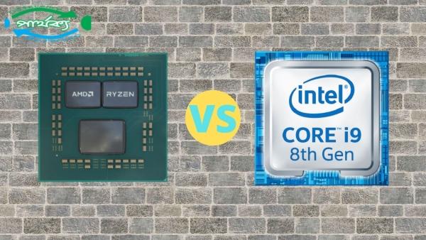 এএমডি (AMD) প্রসেসর  এবং ইন্টেল (Intel) প্রসেসরের মধ্যে পার্থক্য
