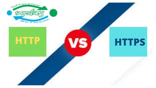 এইচটিটিপি(HTTP) এবং এইচটিটিপিএস(HTTPS) এর মধ্যে পার্থক্য